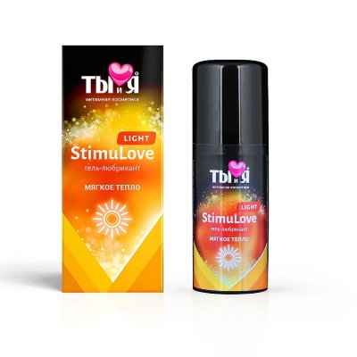 Ты и Я - Гель-любрикант ''StimuLove light'' 20г возбужд. арт.0096