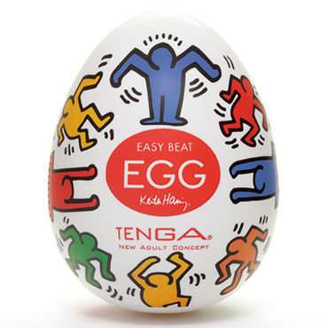 Tenga Egg Dance, Keith Haring Edition арт.15195