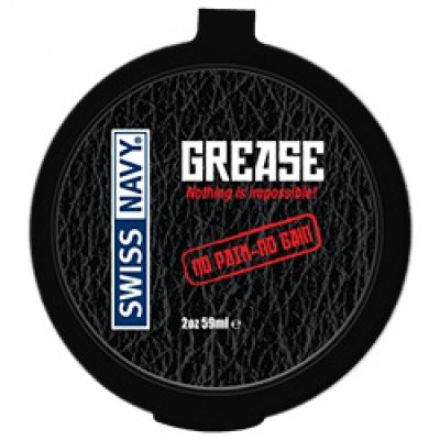"Крем для фистинга ""swiss navy grease jar"" 59 мл , арт. snog2"