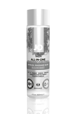 Любрикант ALL-IN-ONE с ароматом Sensual (Unscented) 120 мл арт.7886